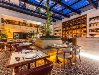 Restaurante O Asiático, em Lisboa