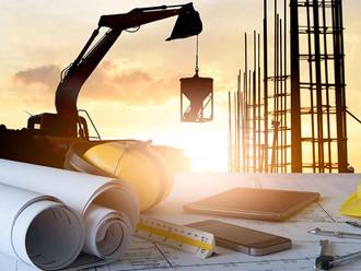 Aumento no nível de atividade na Construção