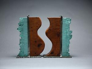 As esculturas intuitivas de Mark Wentz