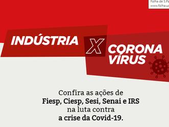 Portal Indústria x Coronavírus