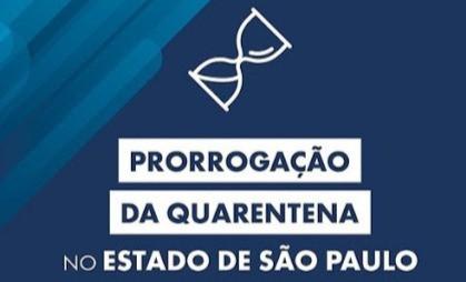 Decreto nº 65.792 Quarentena Estado SP estendida até dia 30/06/2021