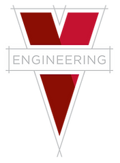 Vee interests Engineering logo services