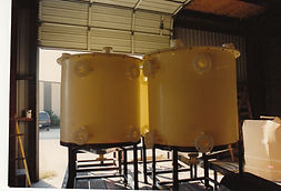 holding tank tanks hydrotest corrosion