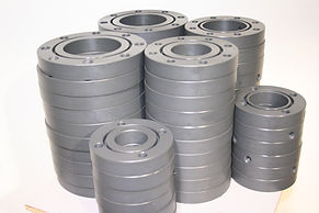 industrial PVC spacers