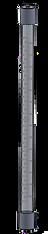 Calibration column capacty measurement clear PVC CPVC KYNAR HDPE pumps piping tank