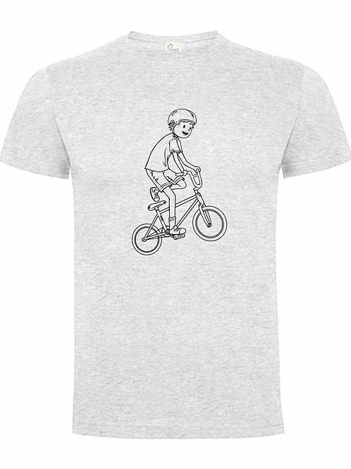 BMX-Fahrer Hanno