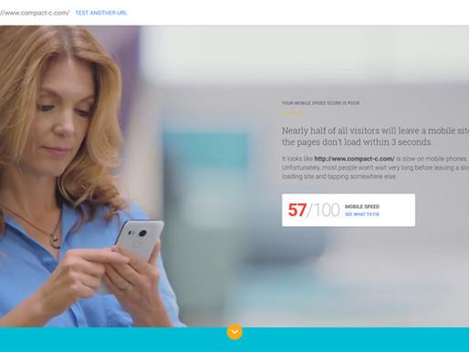 Googleの「MobileWebsiteSpeedTestingTool」を参考にWixで作られたホームページの表示速度を改善してみた