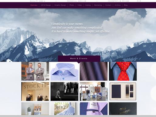 Wixで作られた個性豊かなホームページを集めてみました