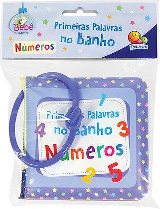Primeiras palavras no banho I: Números