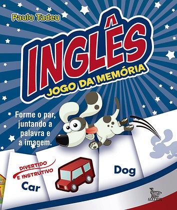 Jogo da memória: Inglês