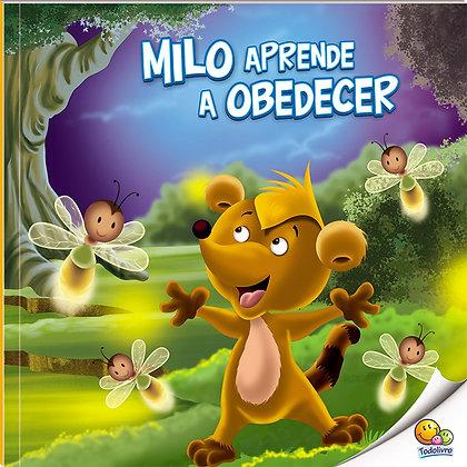Col. Aprenda Bons Modos: Milo aprende a obedecer