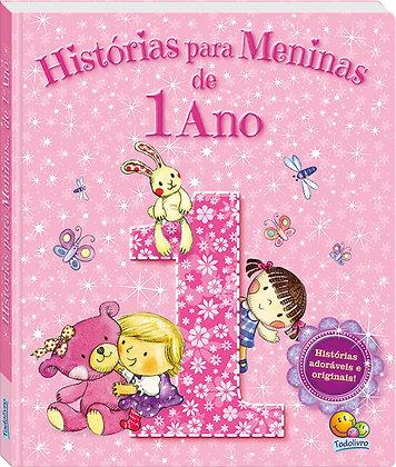 Histórias para meninas de 1 ano