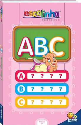 Vamos aprender: ABC-DISPONÍVEL POR ENCOMENDA