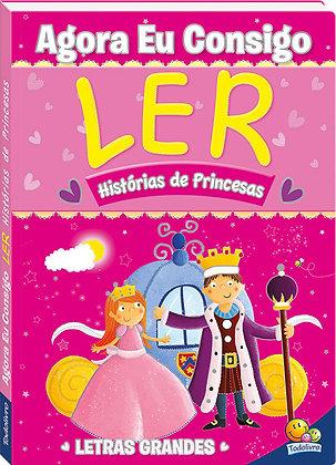 Col. Agora eu consigo ler: Histórias de princesas