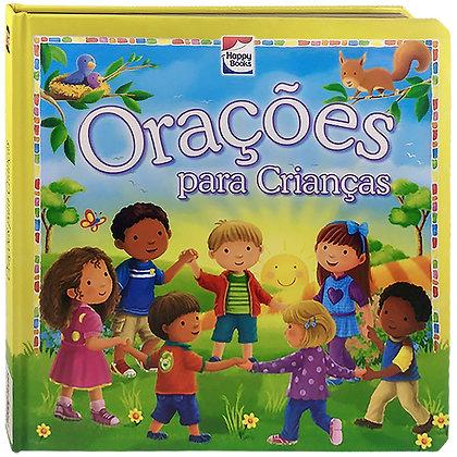 Meu primeiro livro de orações: Orações para crianças