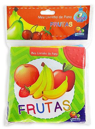 Meu livrinho de pano: Frutas