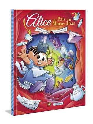 Turma da Mônica - Alice no país das maravilhas
