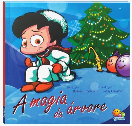 A Magia da Árvore - Nível 4 (português)