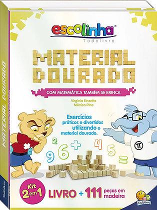Matemática fácil: Material dourado