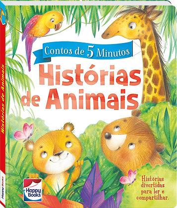Contos de 5 minutos: Histórias de animais