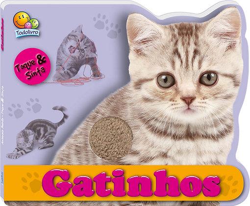 Toque & Sinta - Animais bebês: Gatinhos