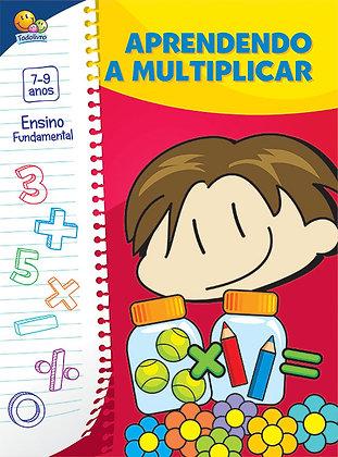 Col. Brincando com A Matemática: Aprendendo a Multiplicar