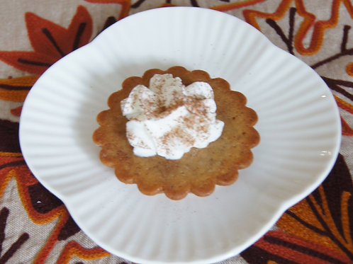 Anna's Pepparkaka (Mini ginger cake)