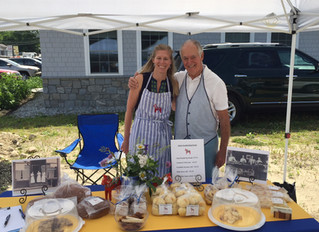 We're Back!  Return Engagement @ Milford's Farmers Market will be Saturday June 23rd. 10:00