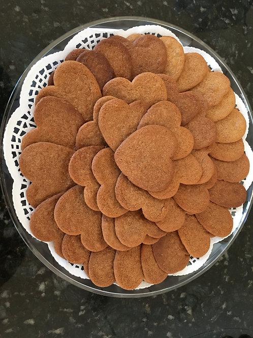 Esther's Pepparkakor (Ginger Spice Cookie)