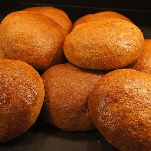 Olivia's Limpa (Swedish Rye Bread)