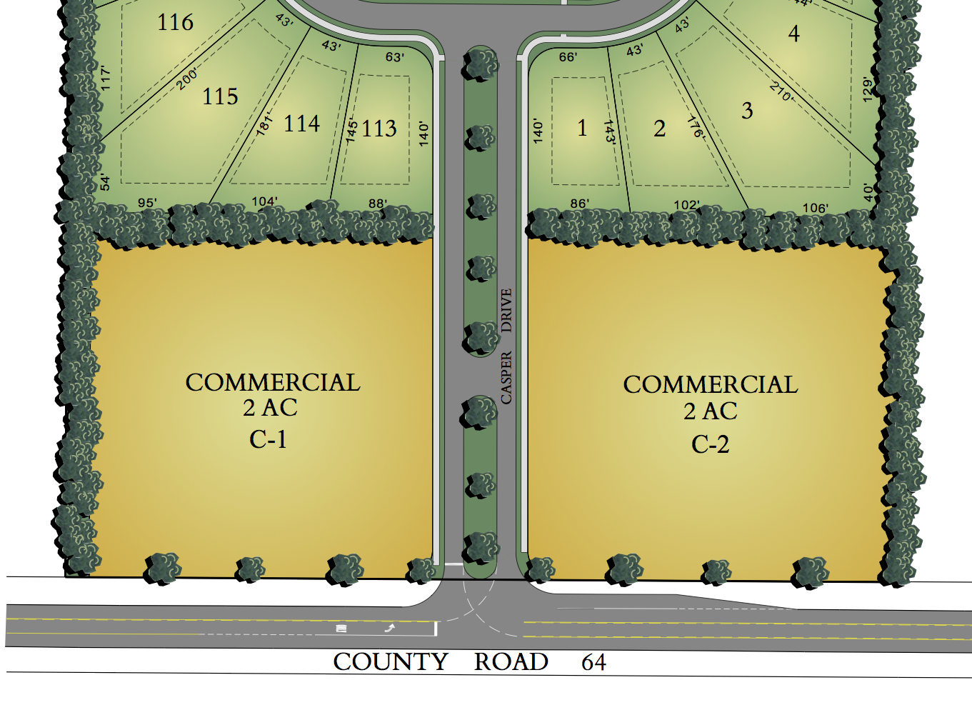 Commercial Lots