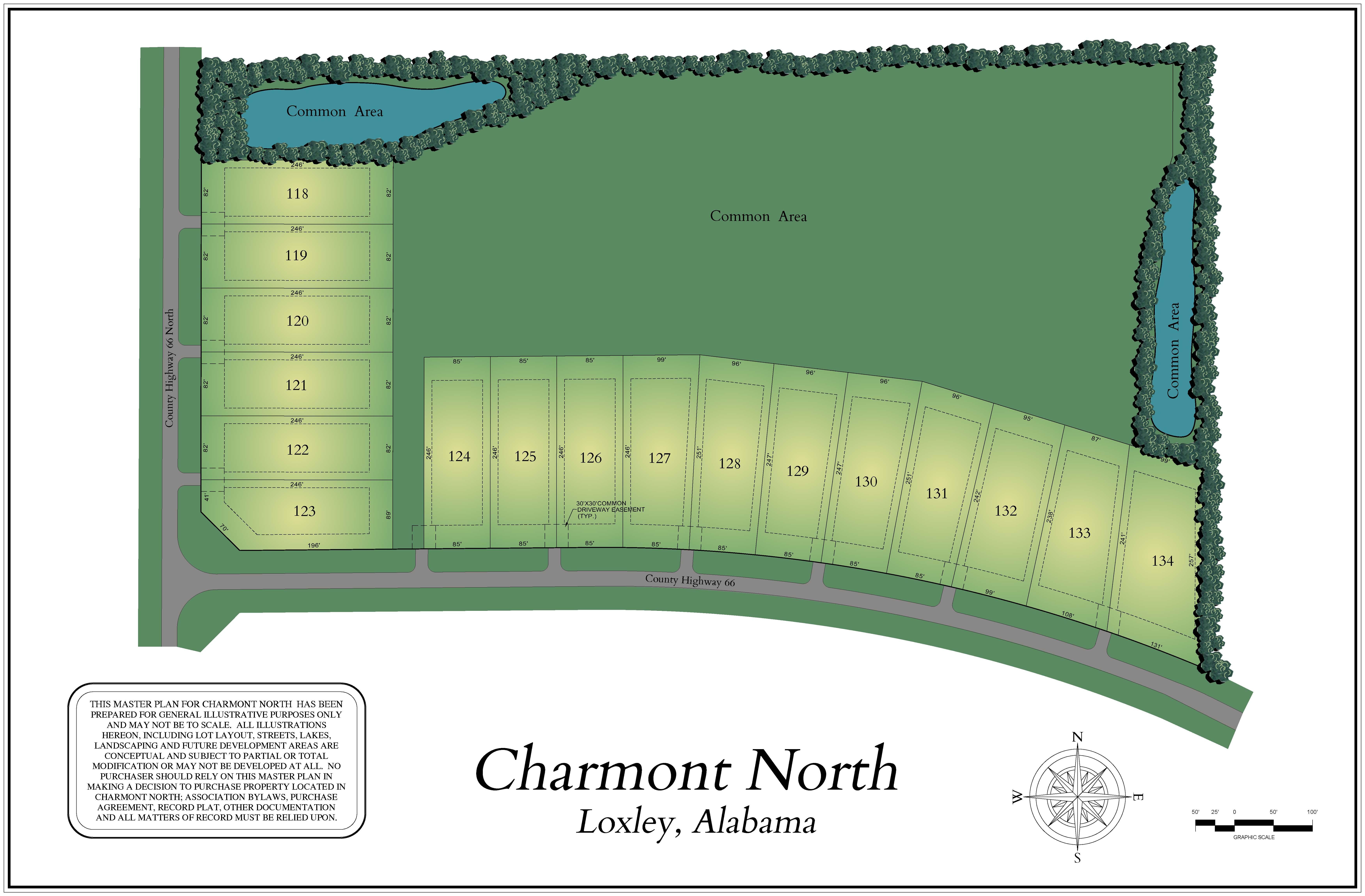Charmont North Development