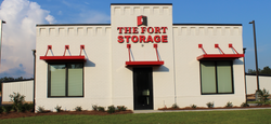 The Fort Storage Office Exterior