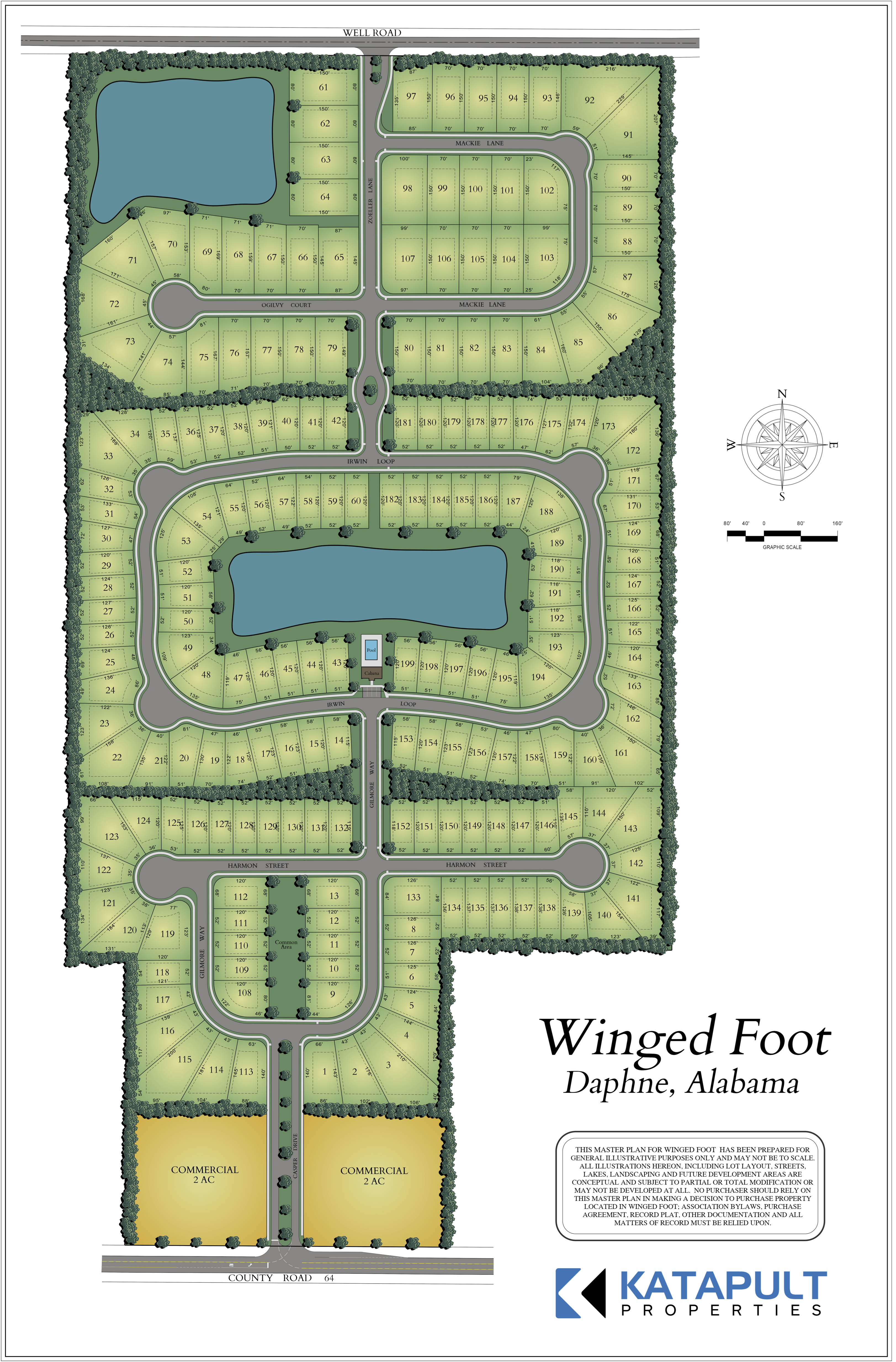 Winged Foot Development Plan
