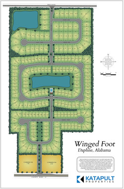Winged Foot Development Plan
