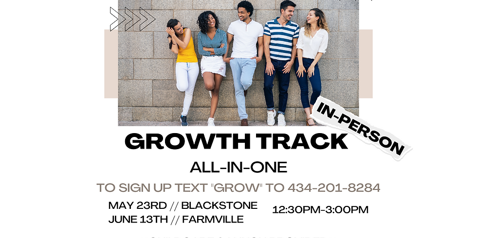 Growth Track All-In-One - Main Campus