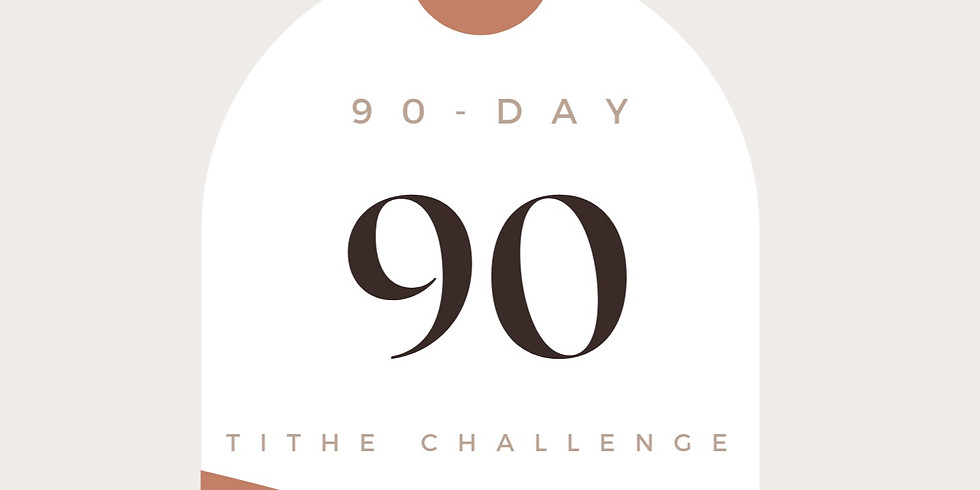 90-Day Tithe Challenge