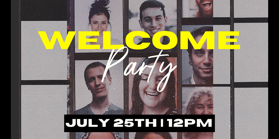 Welcome Party (Blackstone)