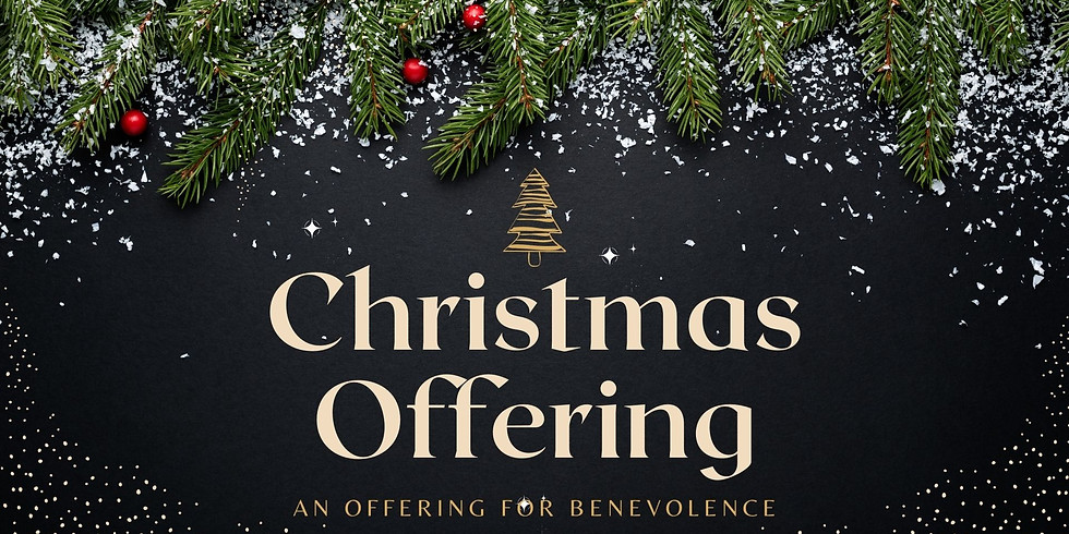 Christmas Offering