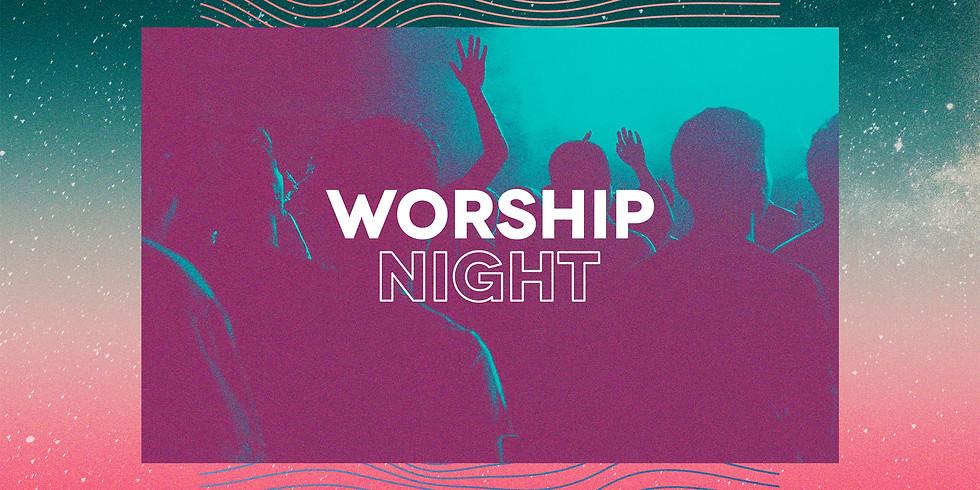 Night of Worship : Blackstone