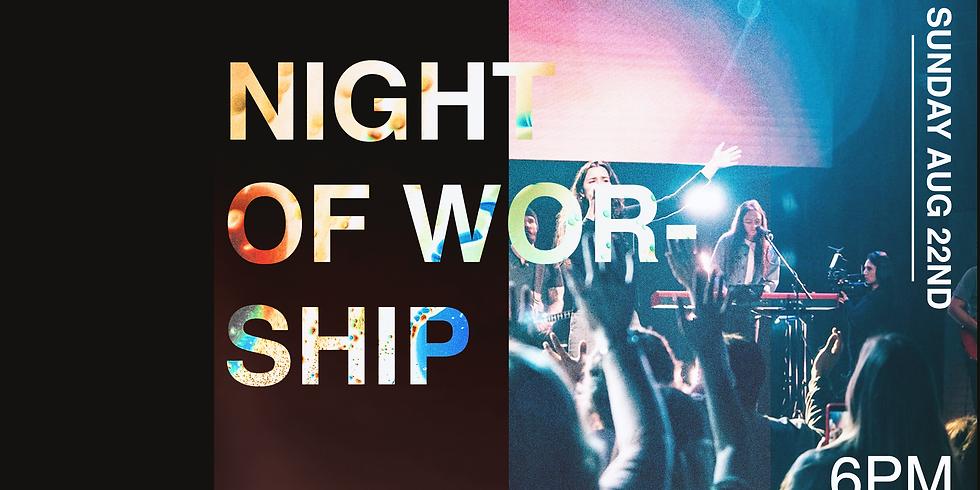 Night of Worship (Farmville & Blackstone)