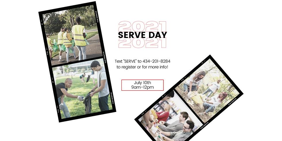 Serve Day 2021