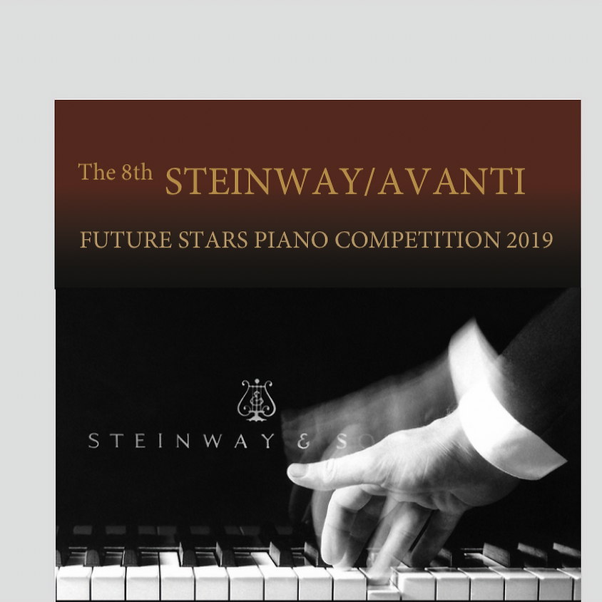 8th Steinway/Avanti Piano Competition