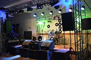 Locação de som - Acústica Eventos