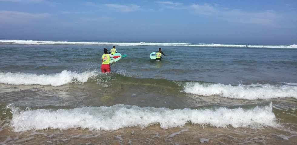 Portugal Surf Camp