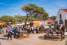 Aldeia da Praia Food terraces