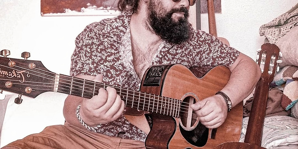 Acustic Show with Sô Gonzalo