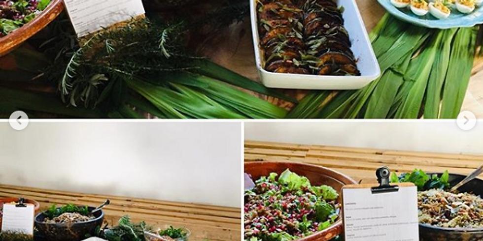 Vegetarian/ Vegan Dinnner