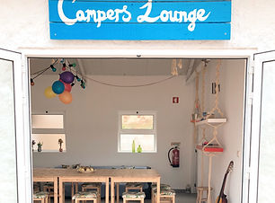 cAmpers lounge Aldeia