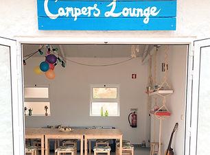 cAmpers lounge Aldeia